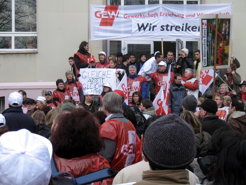 Dortmund Demonstration