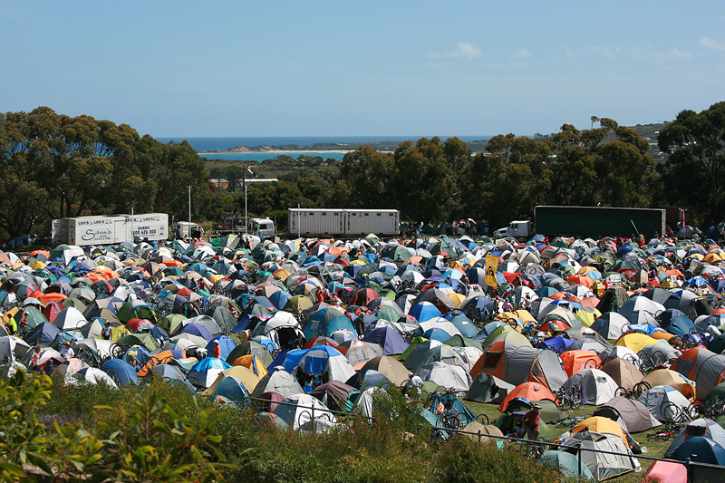 FileGVBR Tent City at Anglesea Vic jjron 09 04.12. : tent community - memphite.com