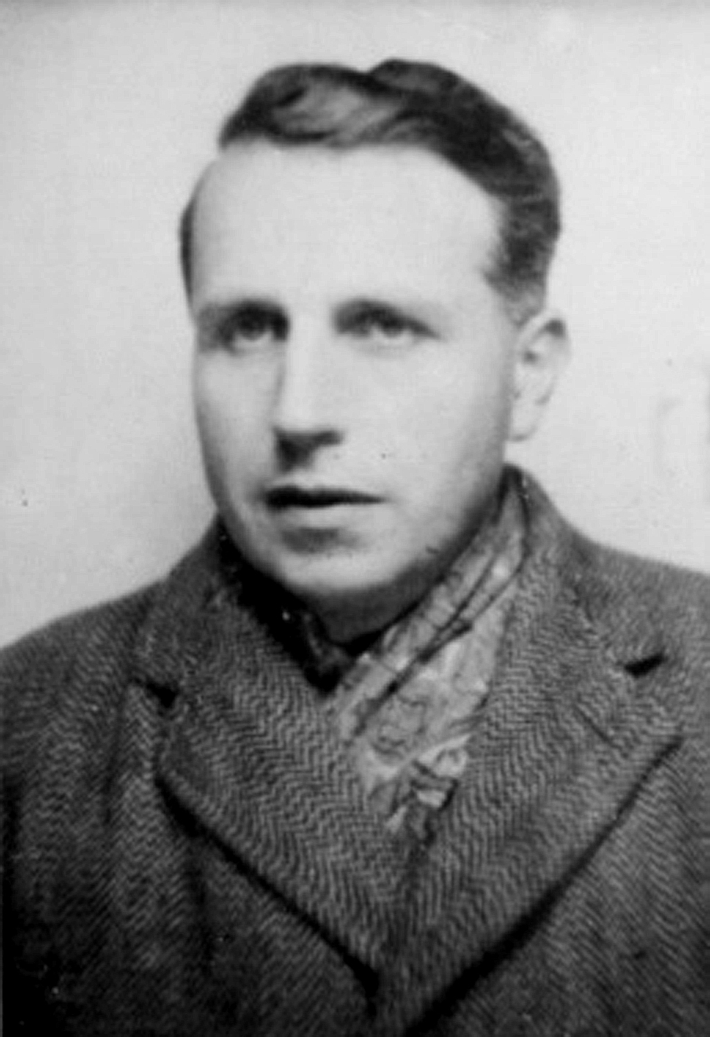 Georges Bataille in 1943
