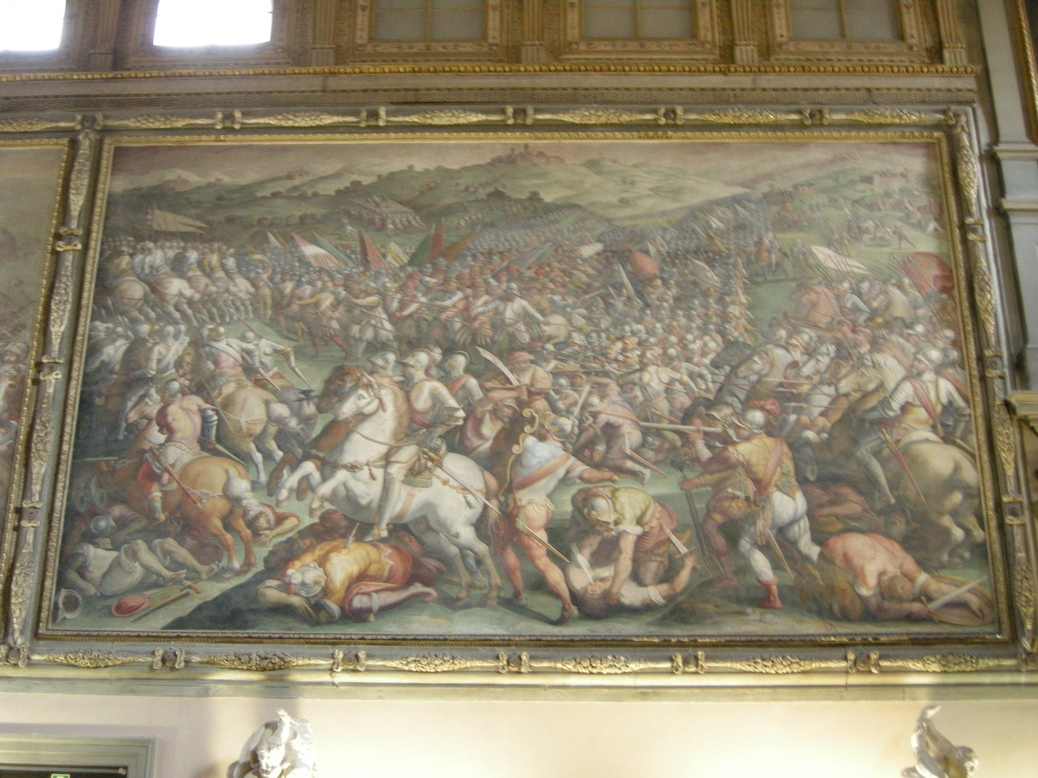 giorgi vasari in the florentine high Giorgio vasari did all this, but he did it before anyone else, arguably  born in  1511 in the town of arezzo, which is southeast of florence, vasari was  it was  his fate to work in the aftermath of the high renaissance, to visit.