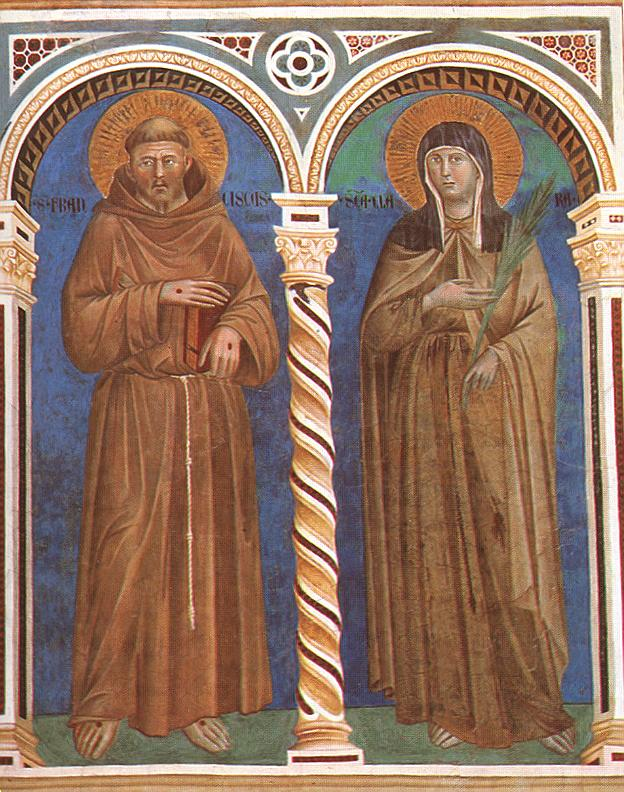 Flat Saints Clare And Francis Of Assisi Church Of The Holy Family
