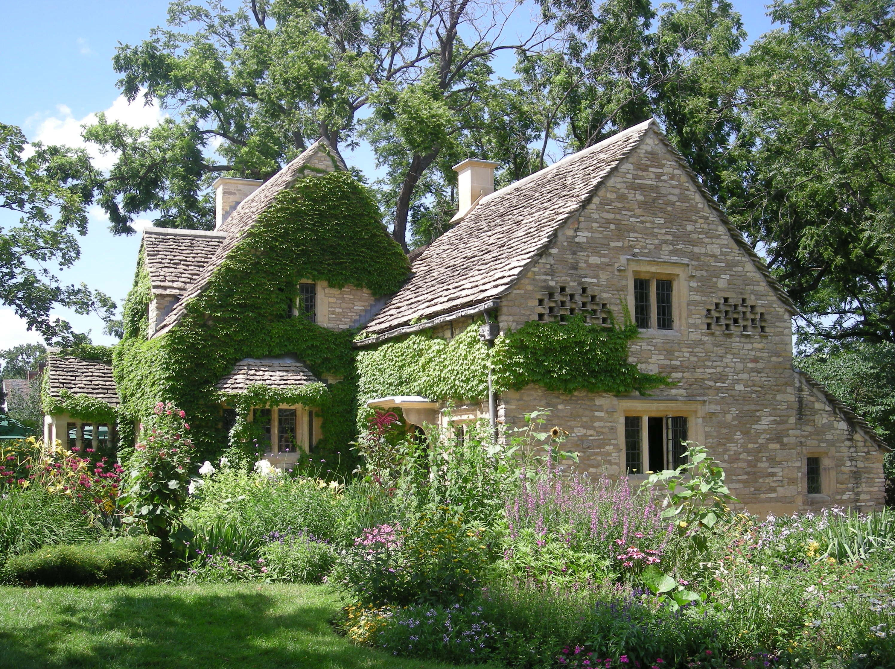 File Greenfield Village July 2013 4  Cotswold Cottage on french country stone homes