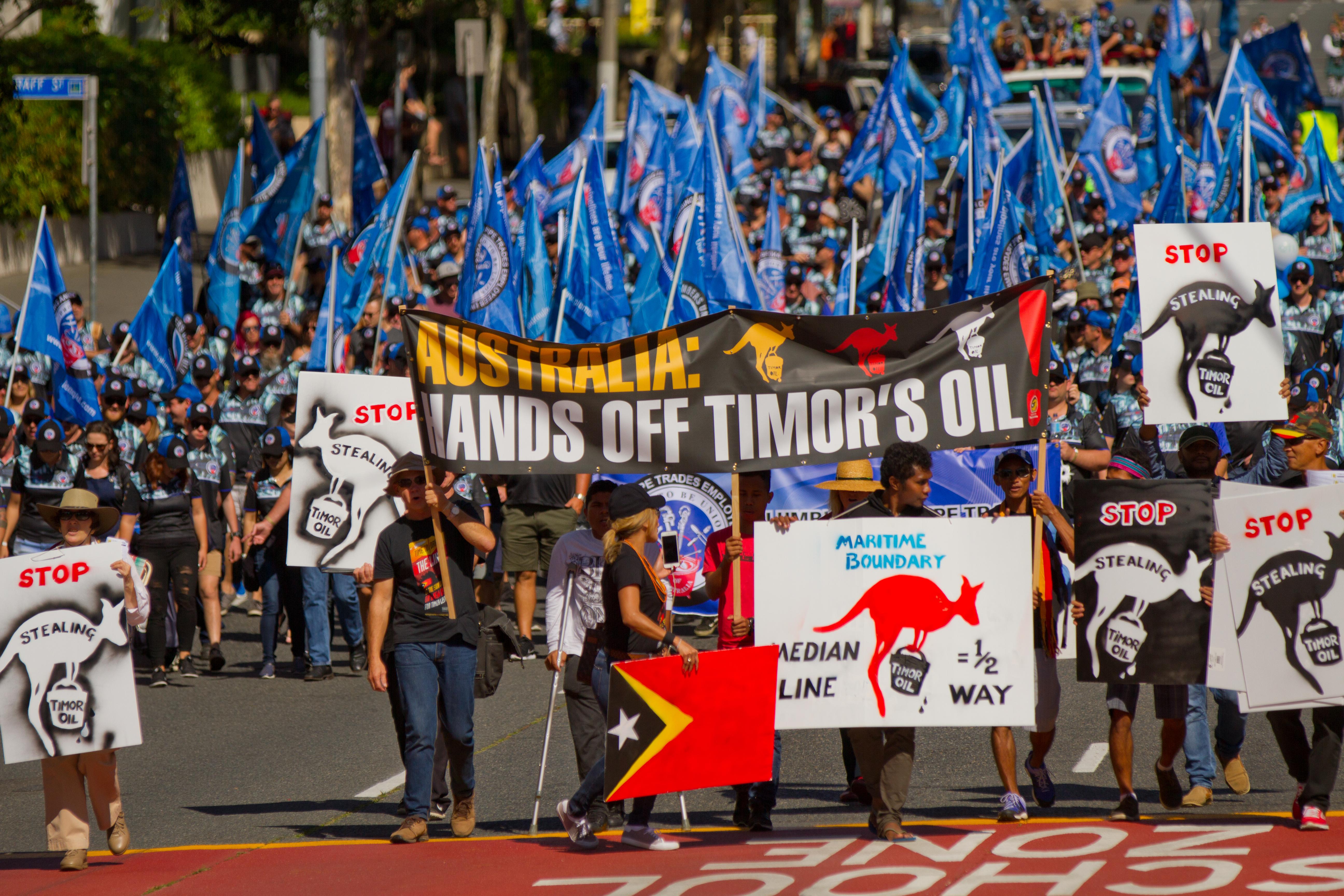 Australia–East Timor spying scandal Quiz