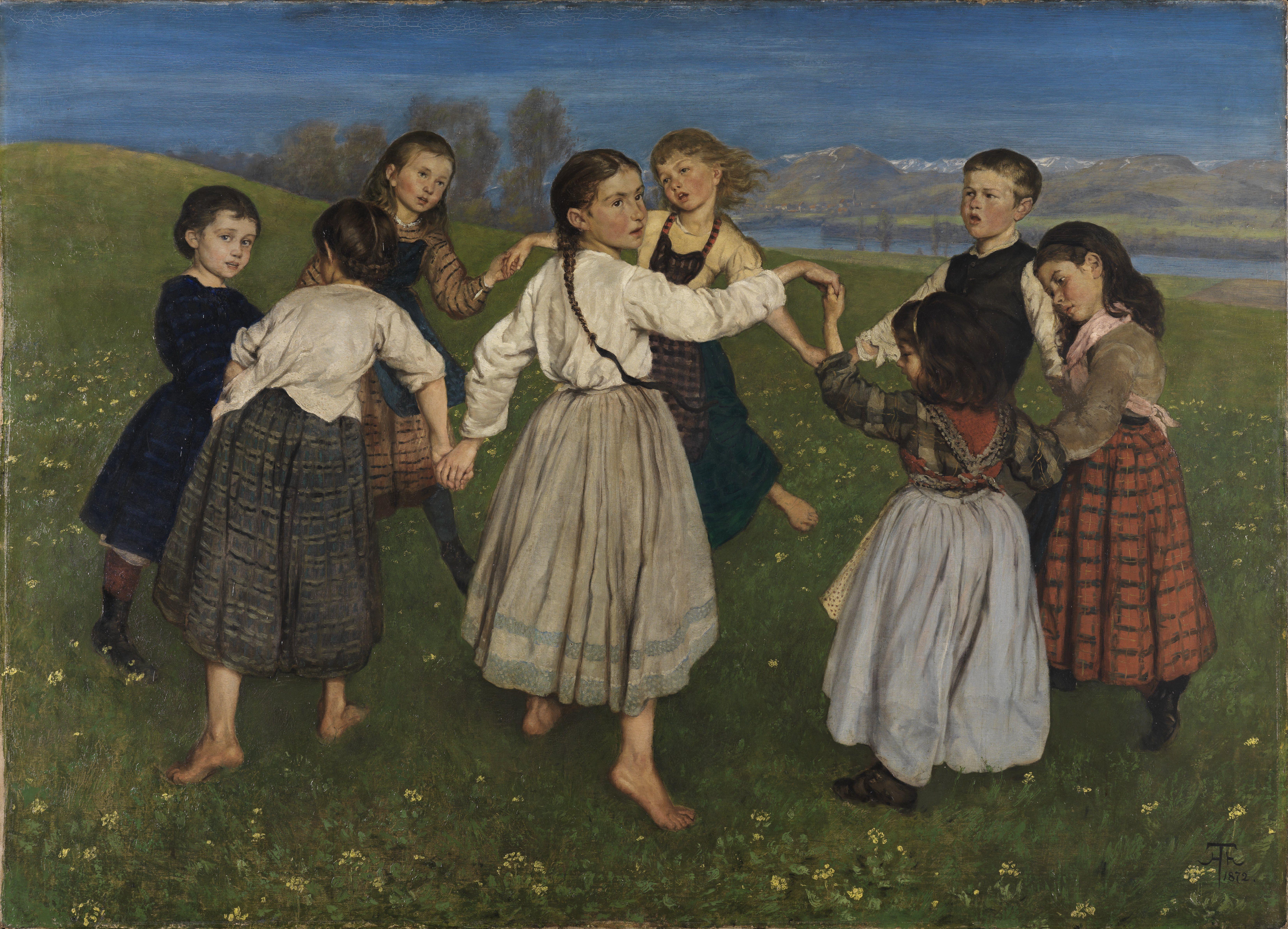 Hans_Thoma_-_Kinderreigen_(1872).jpg