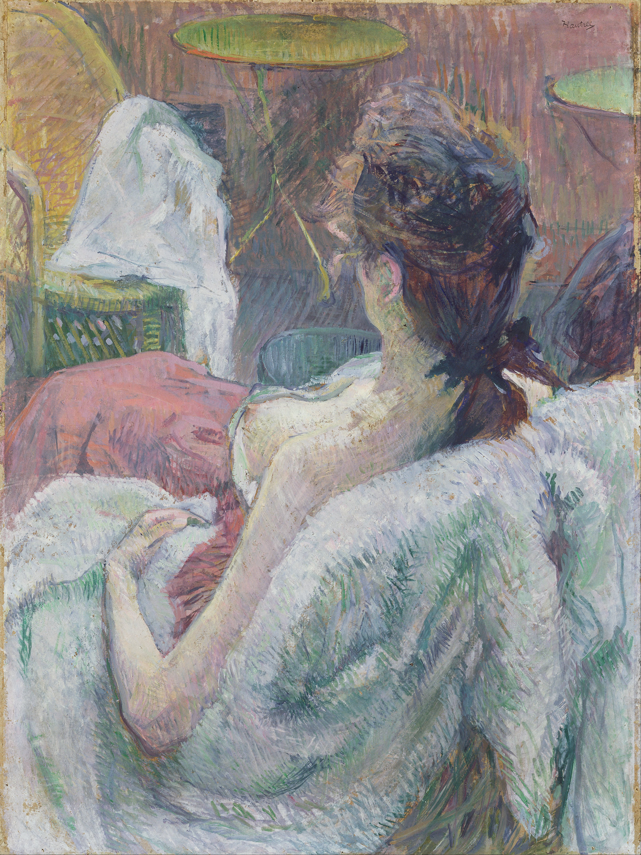 Henri Toulouse-Lautrec: paintings by artist 96