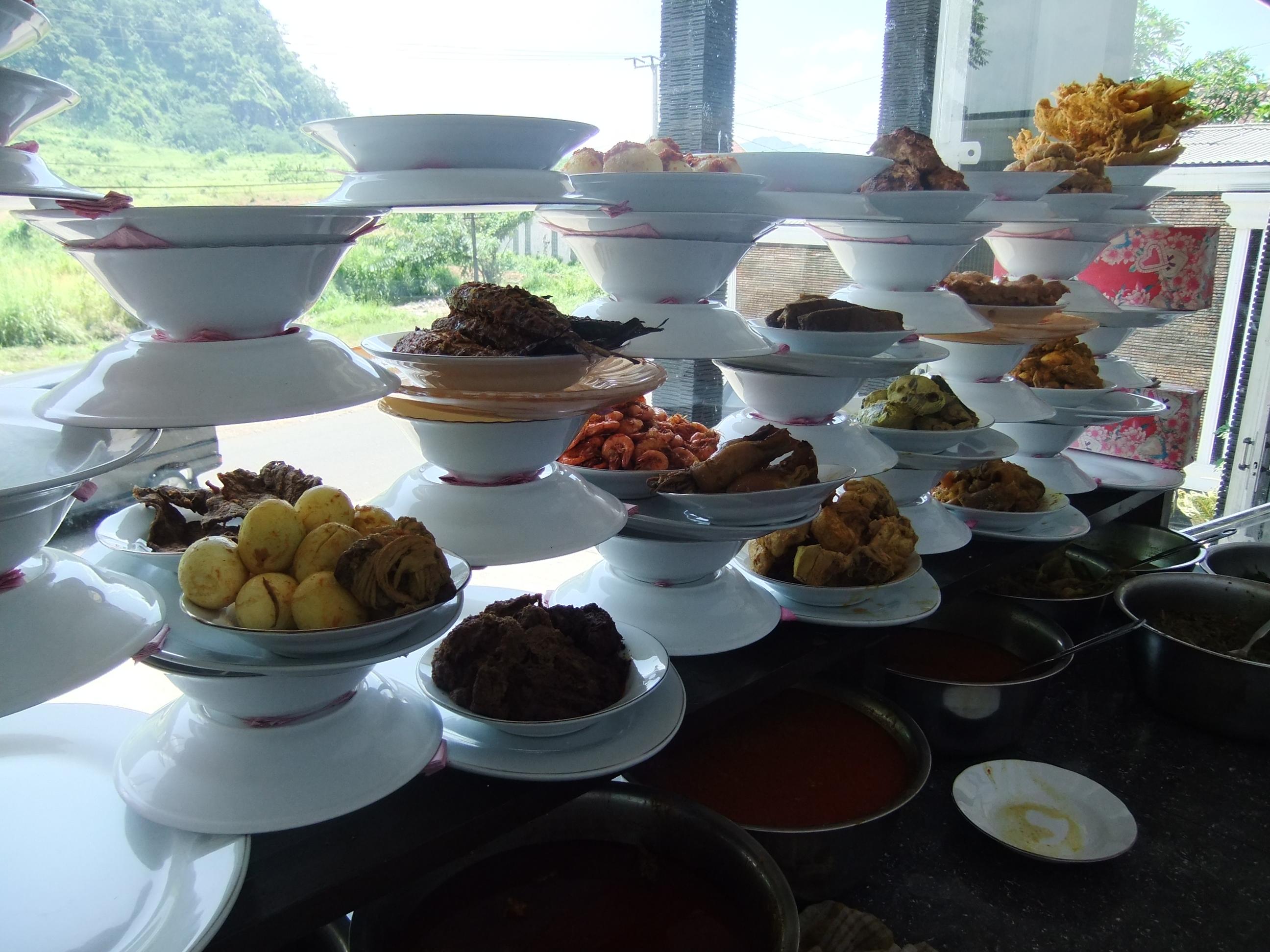 Nasi Padang Wikipedia Bahasa Indonesia Ensiklopedia Bebas