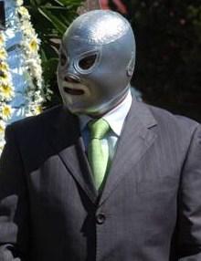 El Hijo del Santo Mexican professional wrestler