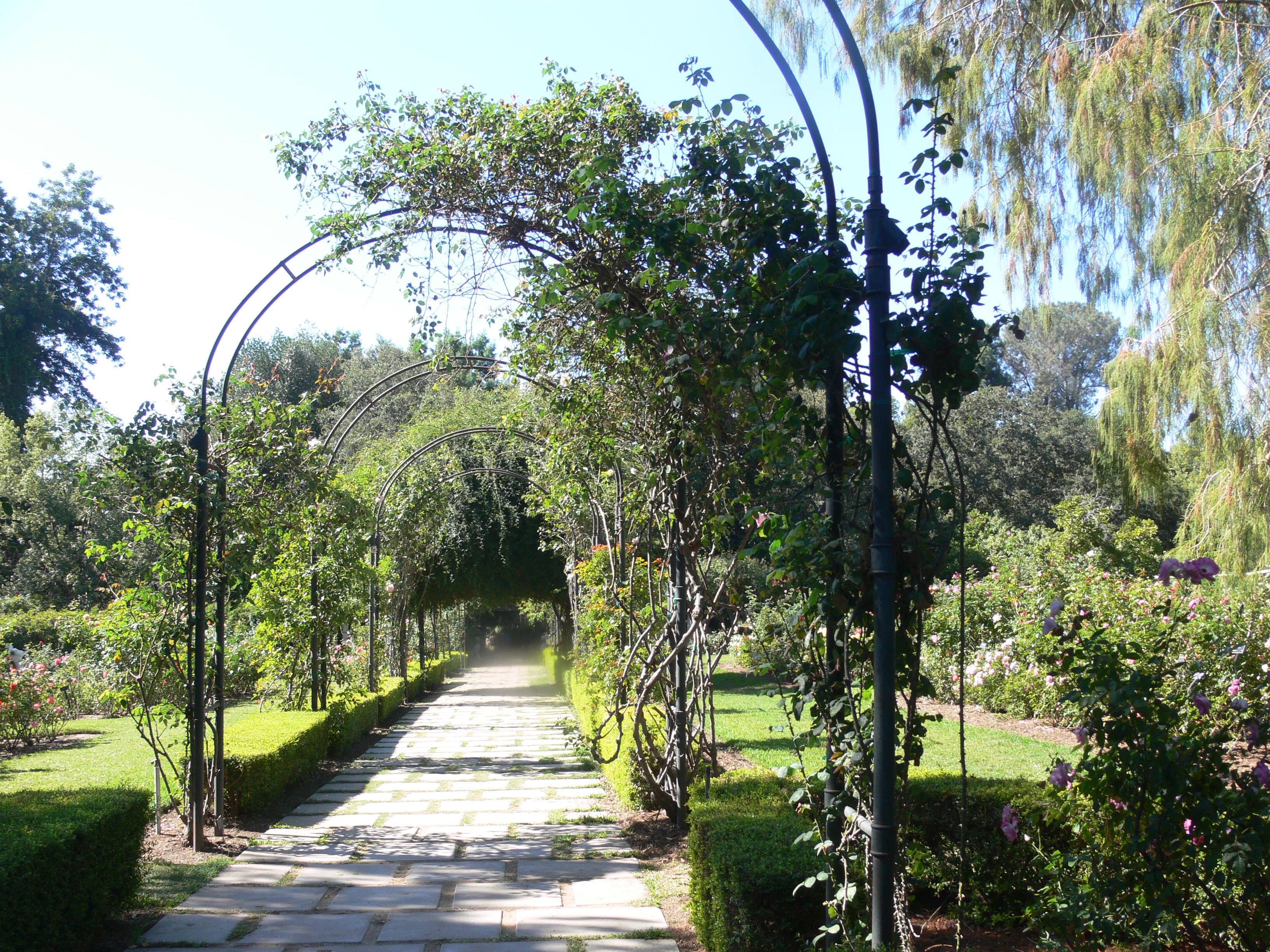 Filehuntington Library Gardens Views Of The Garden