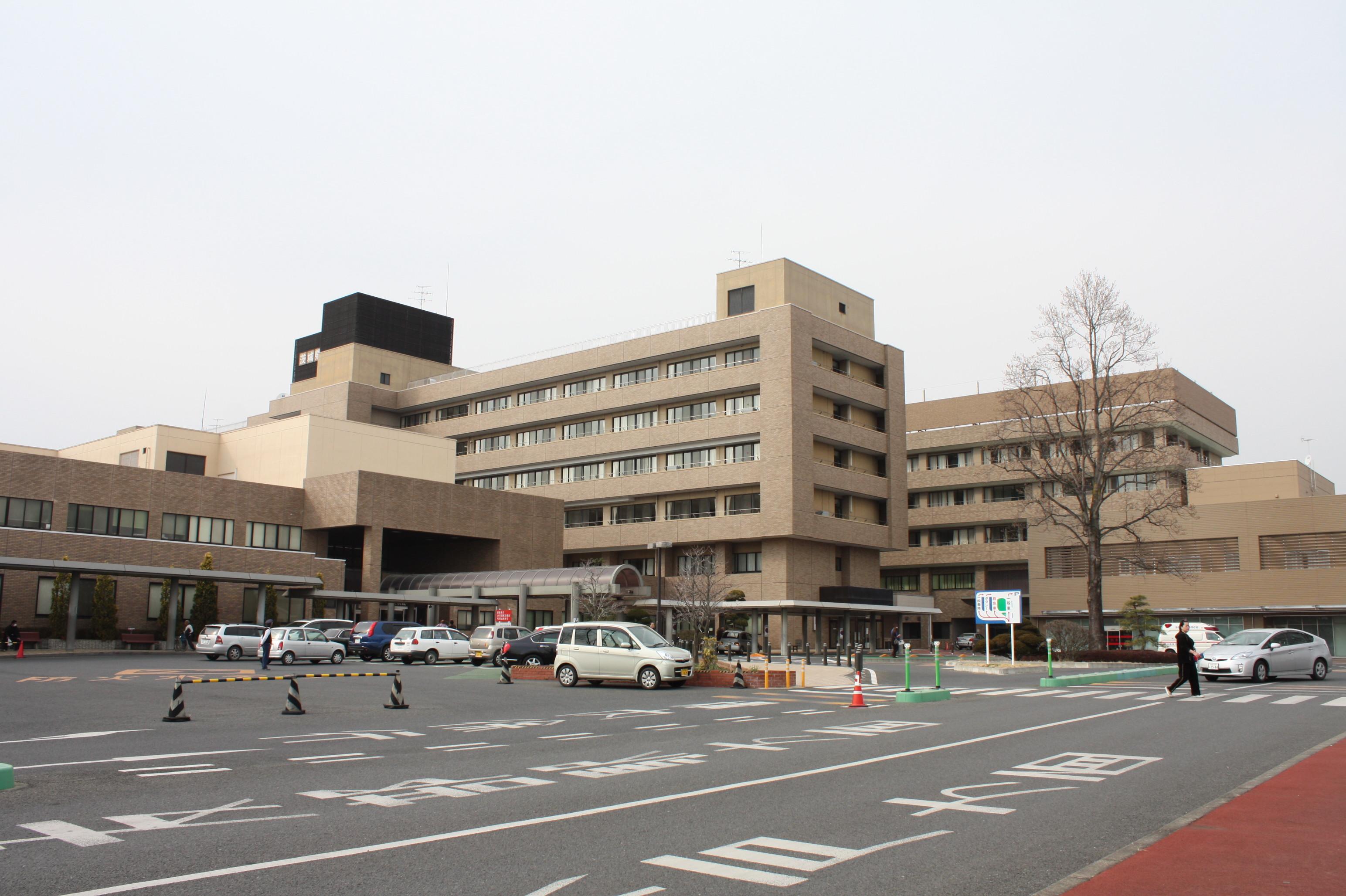 茨城県立中央病院