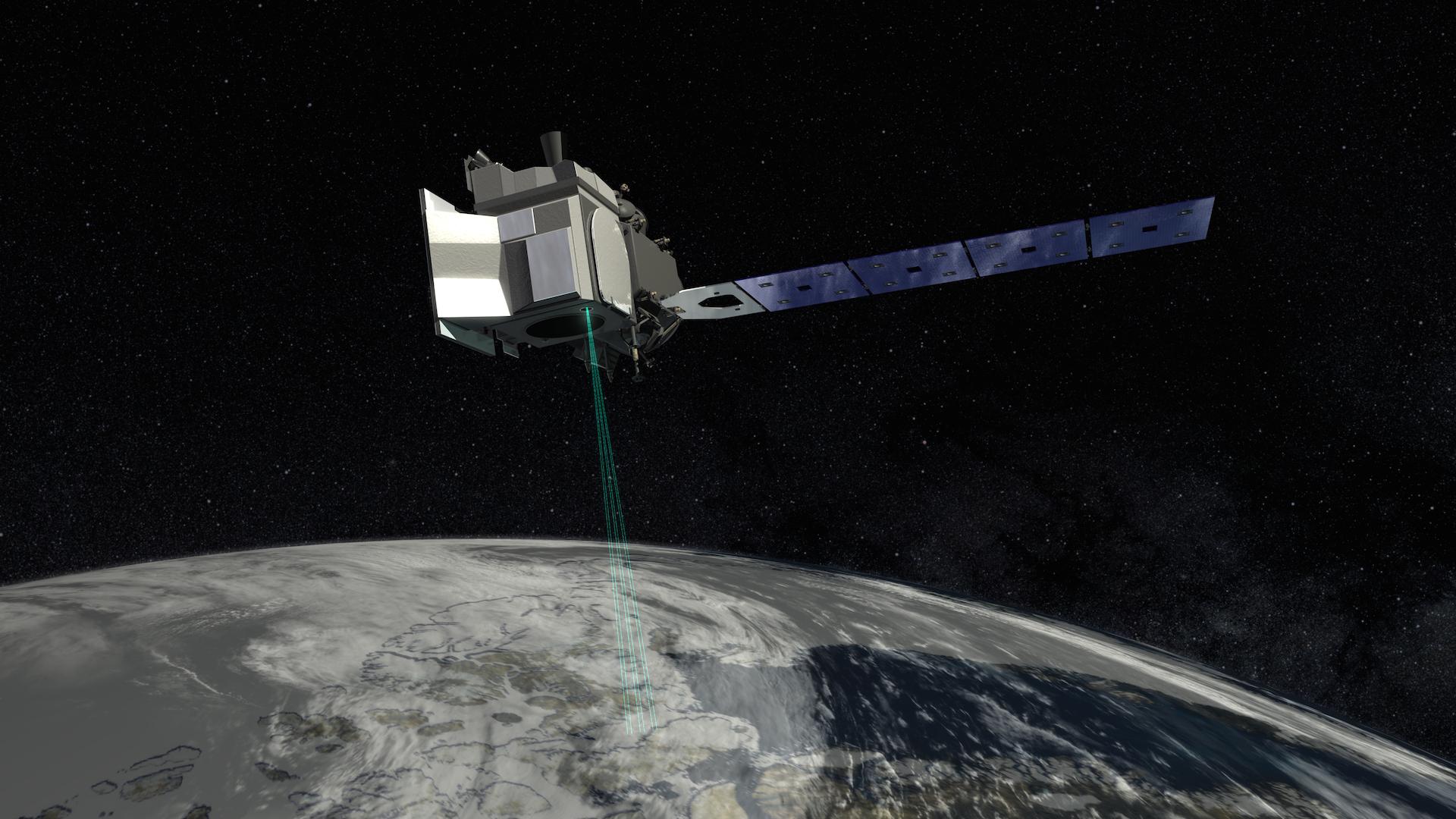 ICESat-2 - Wikipedia