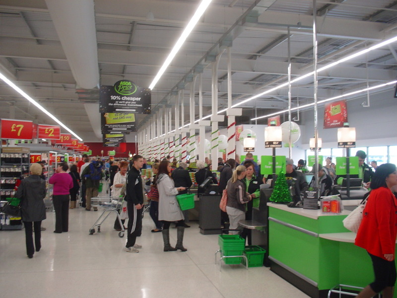 Asda Shop I Bought Shoes And I Lost Recipe