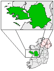 Íomhá:Ireland map County Galway Magnified.png