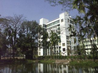 Indian Statistical Institute, Kolkata Isical02.jpg