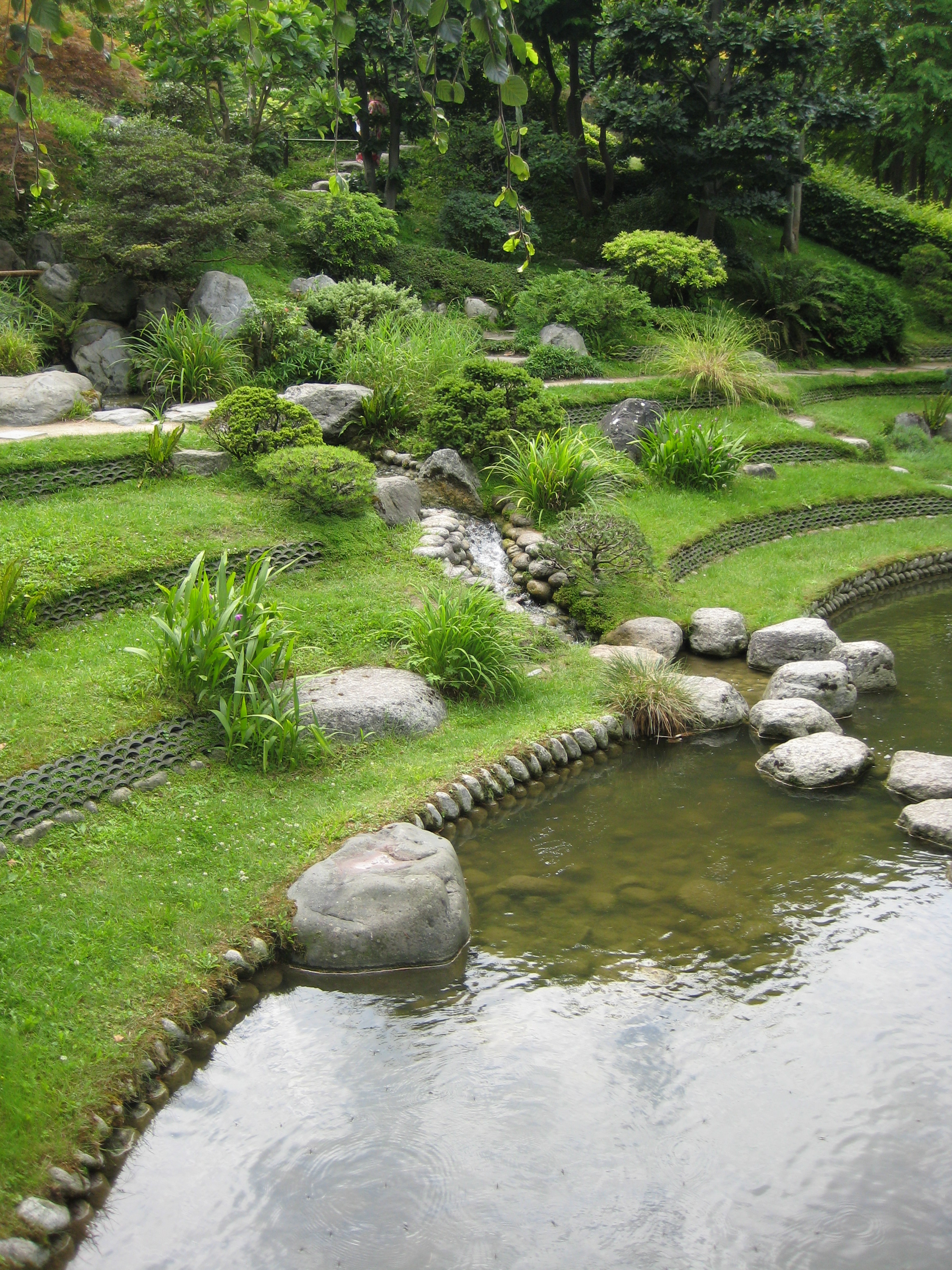 Les Jardins Albert Kahn