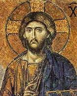 Icon of Jesus Christ from the Cathedral of Hag...