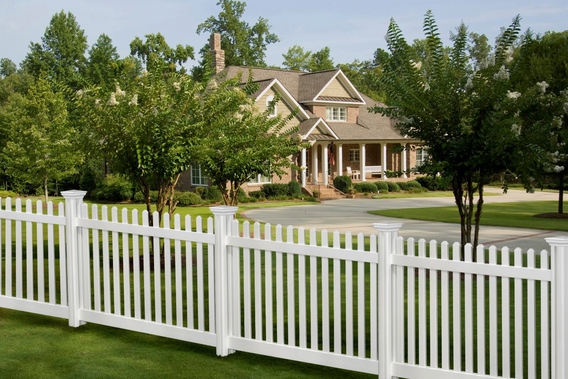 How Much Does A Vinyl Fence Cost Hirharang