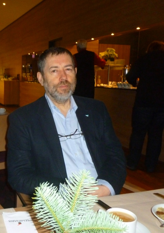 Joe Cribb at the Berlin symposium on the [[Kushans