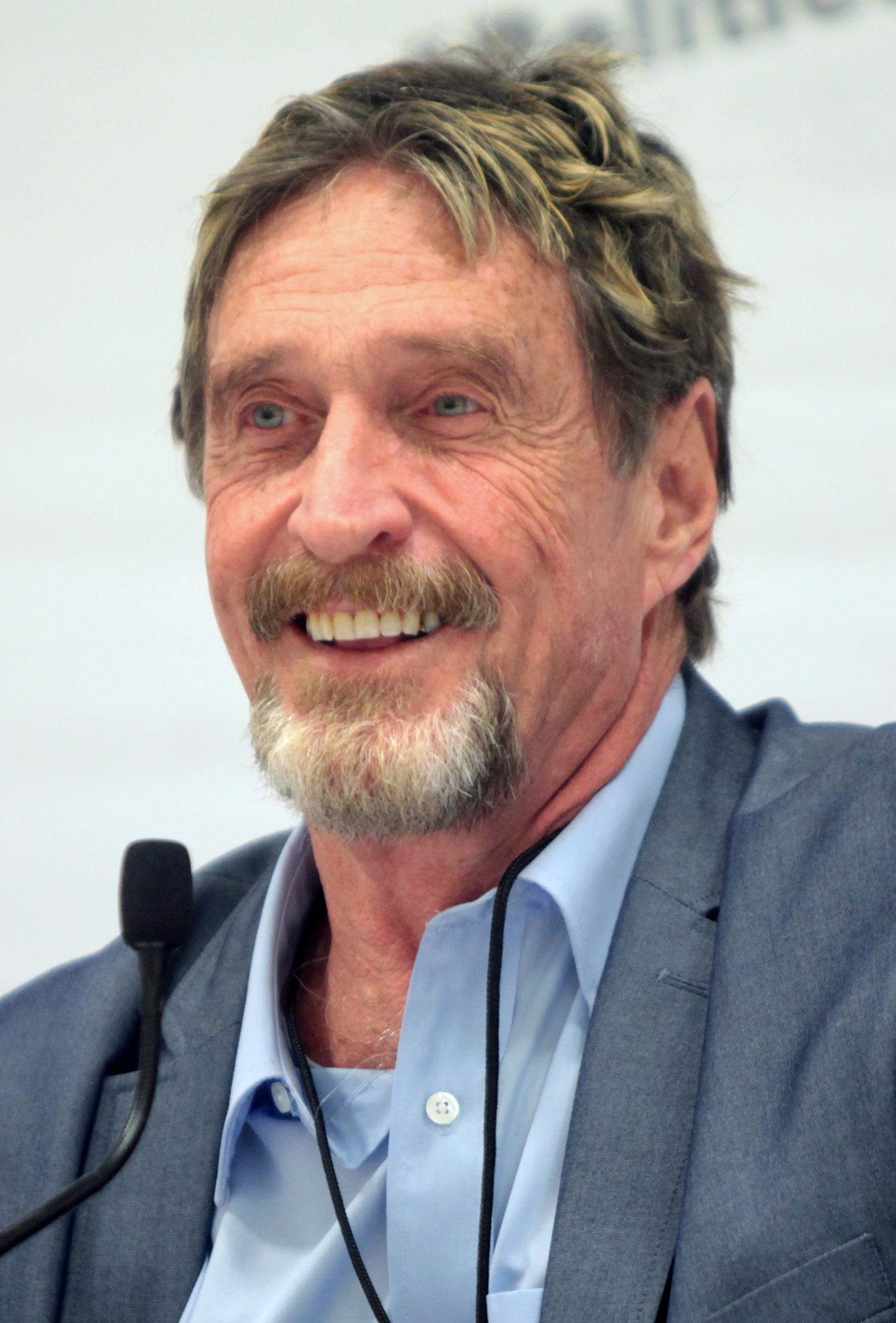 John McAfee - Wikipedia