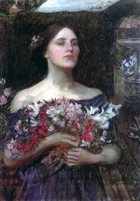 John William Waterhouse Original Painting For Sale