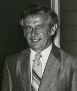 John Wybrow New Zealand party official and diplomat