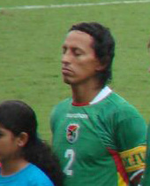 Juan Manuel Peña Bolivian footballer