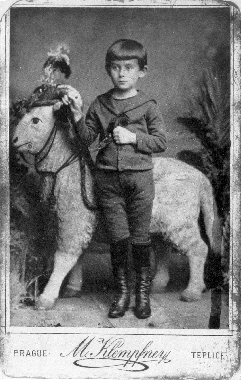 Kafka at the age of five