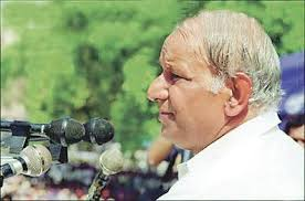Kanshi Ram Indian politician and social activist (1934-2006)