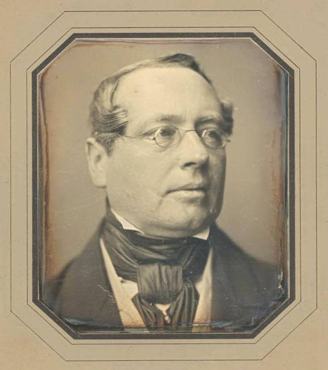 Johann Karl Rodbertus.
