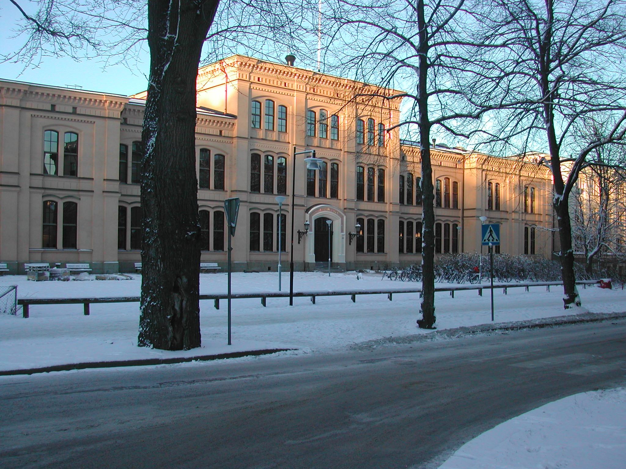 Uppsala speed dating