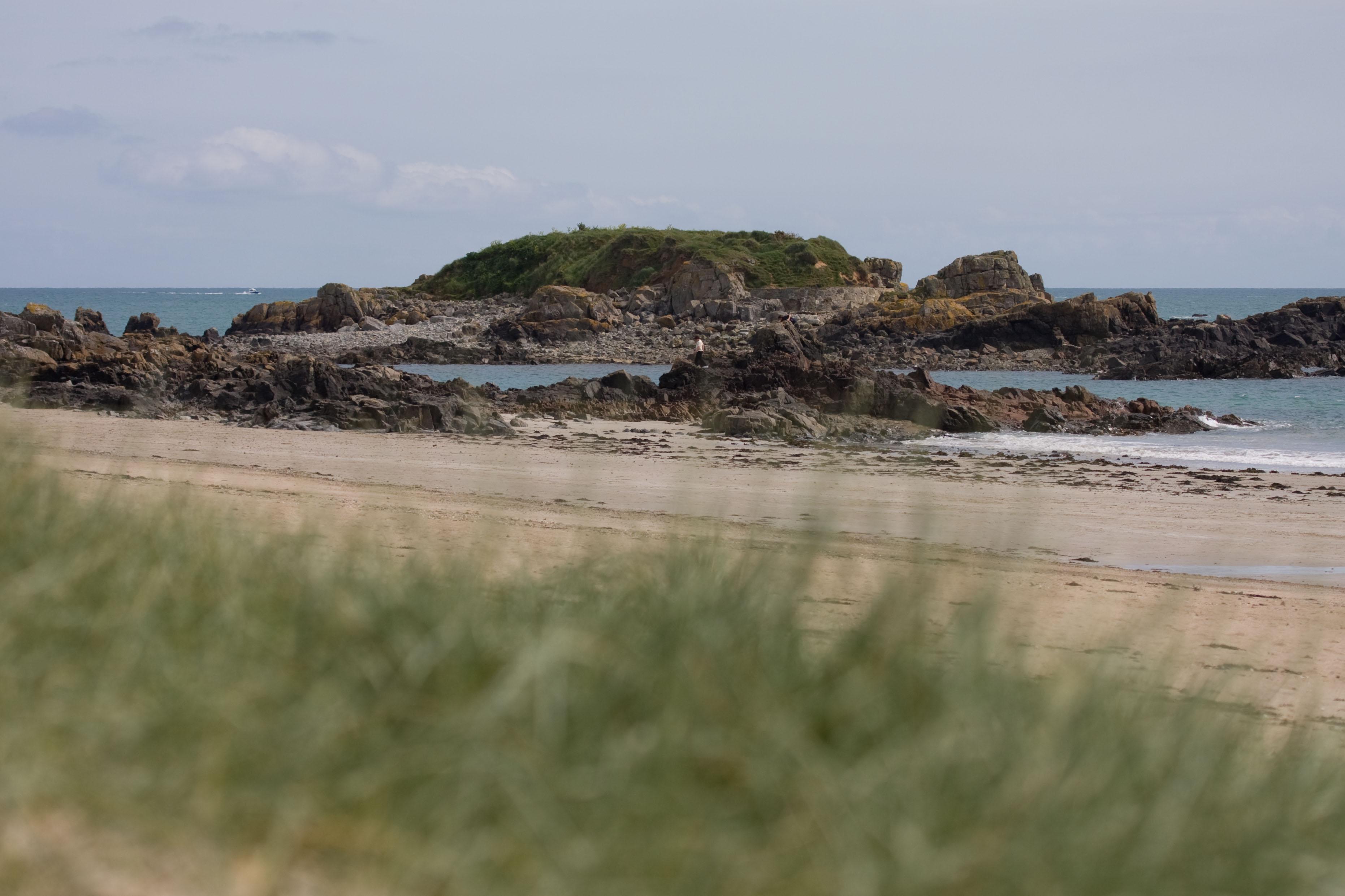 Jersry Island Beach