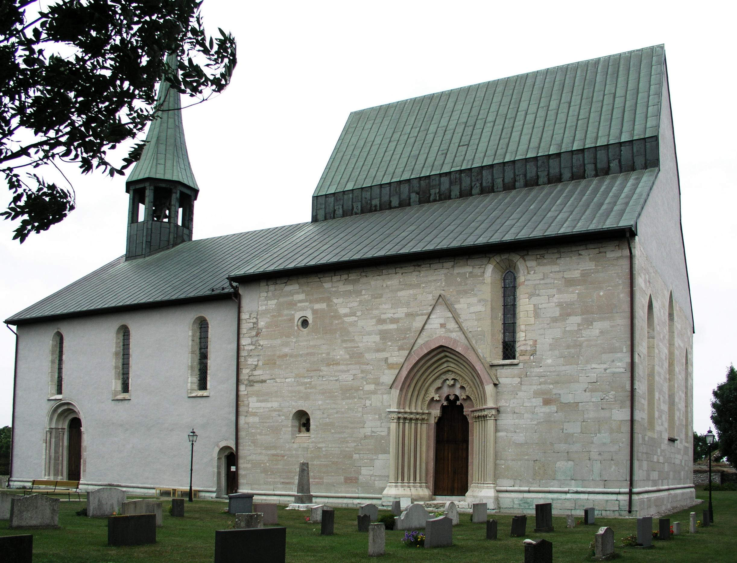 Bro Church, Gotland - Wikipedia