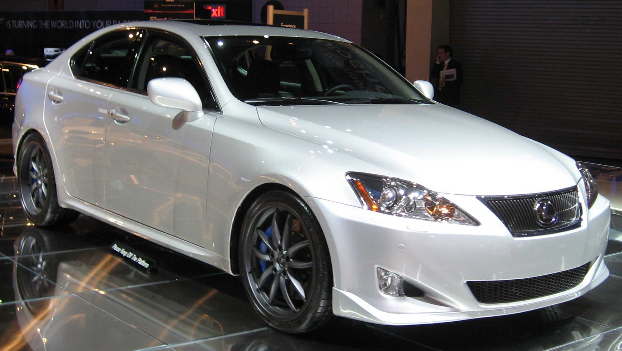 2008 Lexus Is350 Custom >> File:Lexus IS-F NY.jpg - Wikimedia Commons