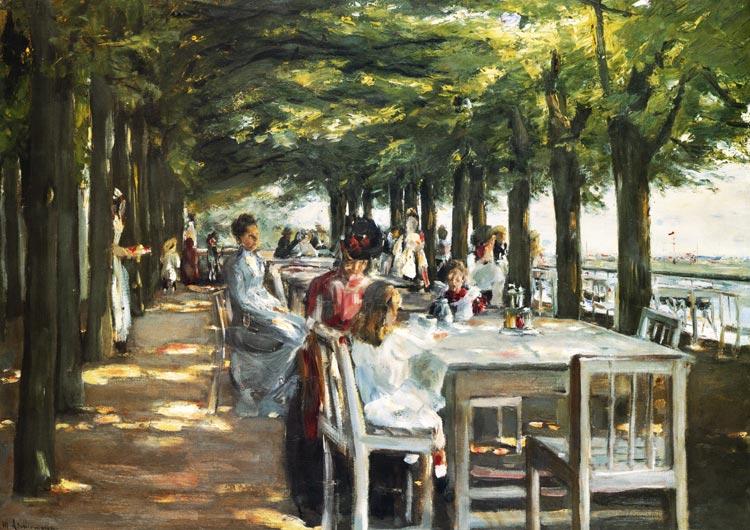 Treppenviertel Hamburg Cafe