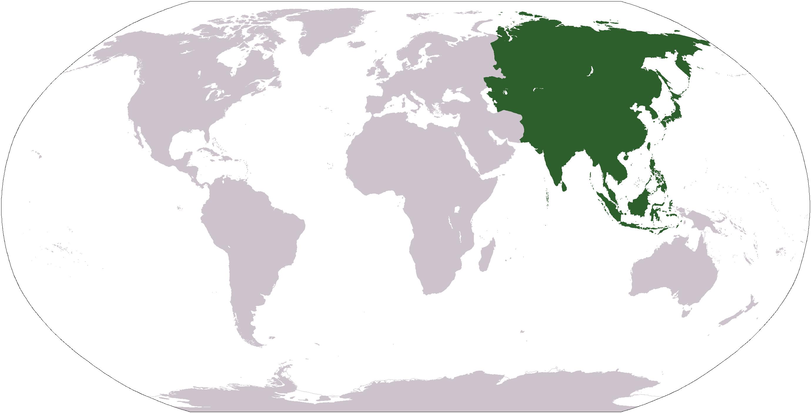 Asiatische Zone