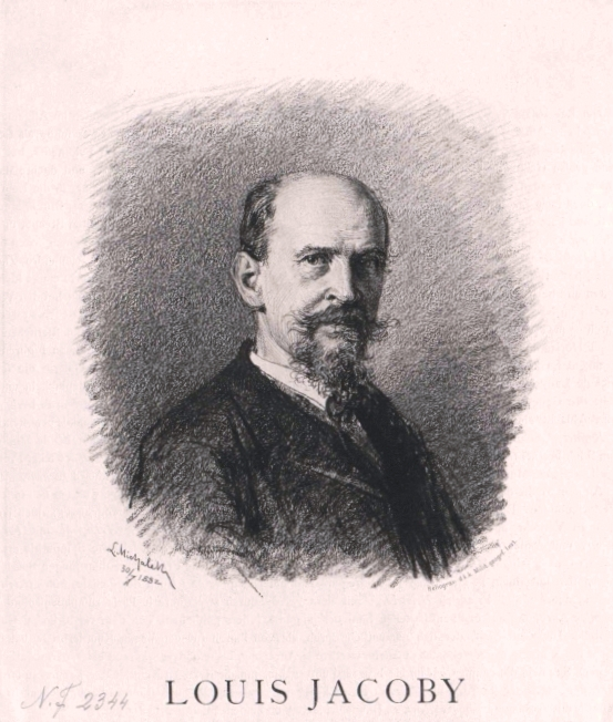Image of Ludwig Jacoby from Wikidata
