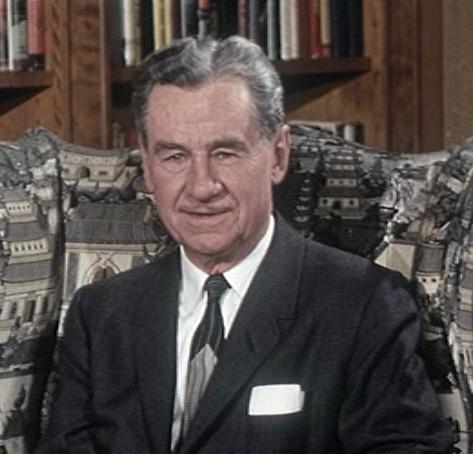 Lowell Thomas, c. 1966