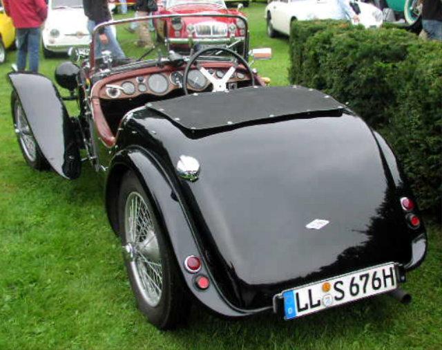 Frazer Car