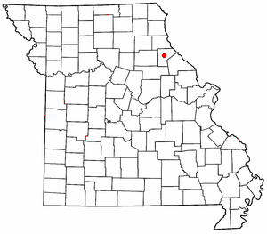 Loko di Center, Missouri
