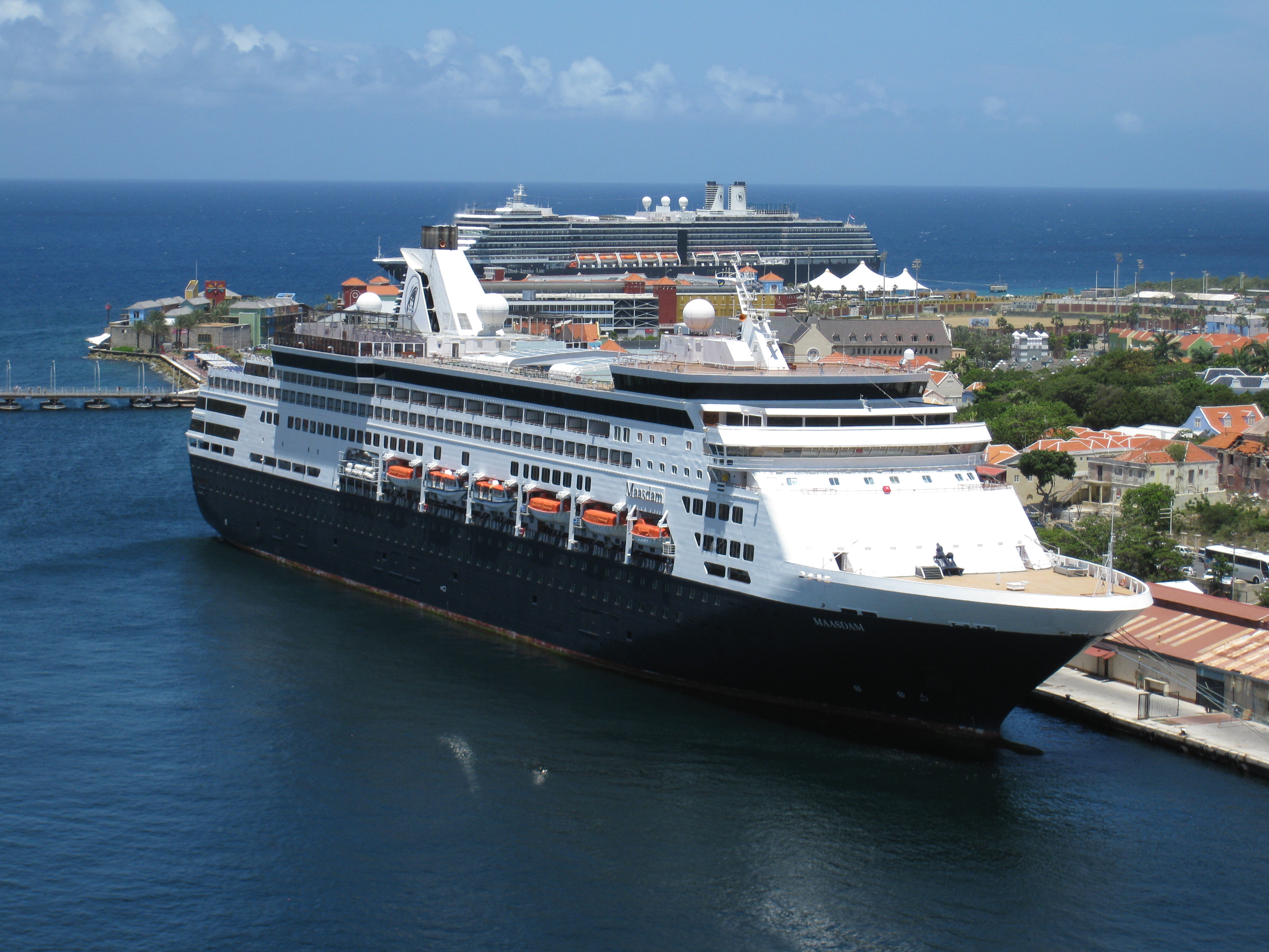 Ships Of The Holland America Line