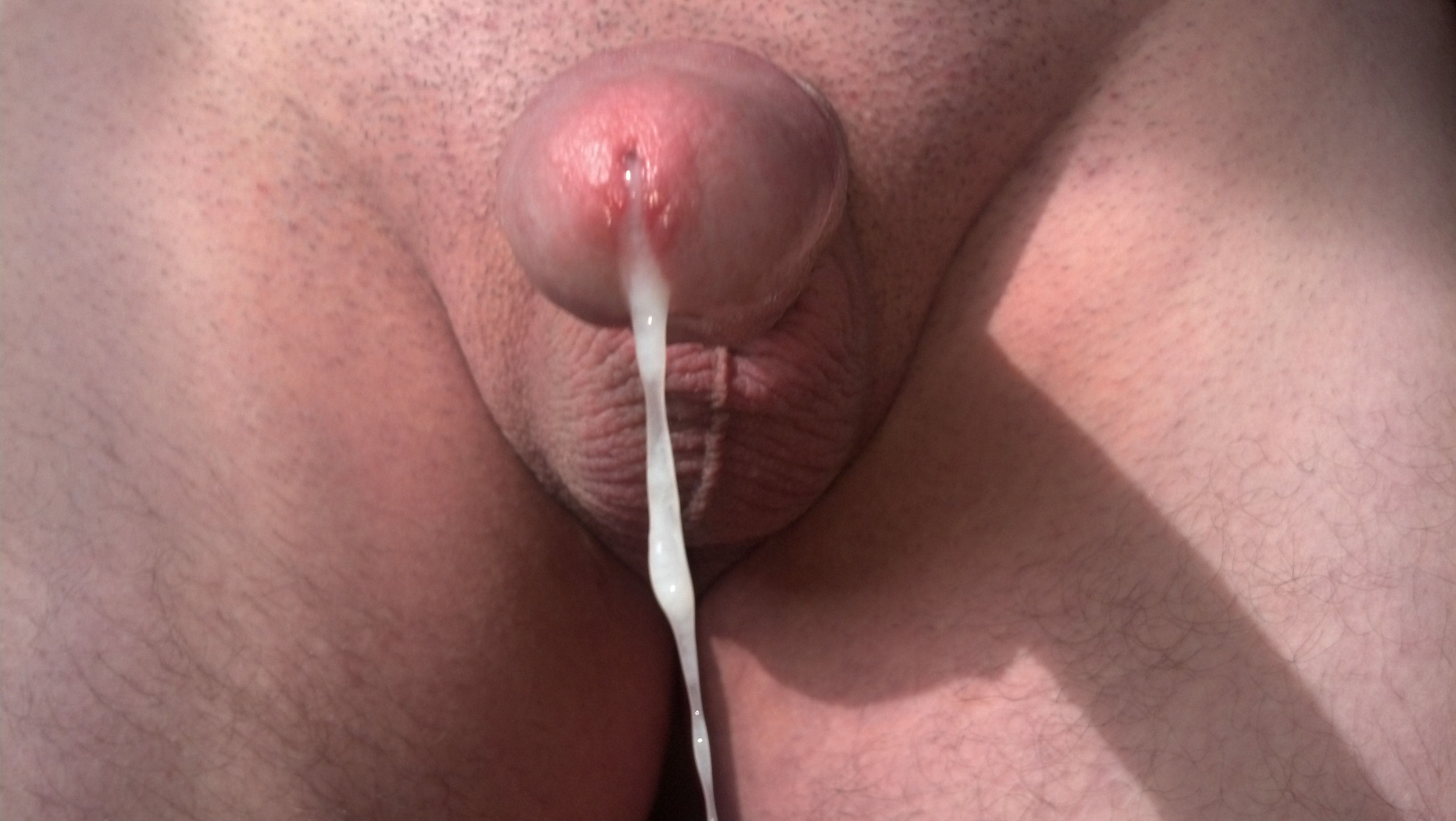 Ejaculation erection male masturbation photo