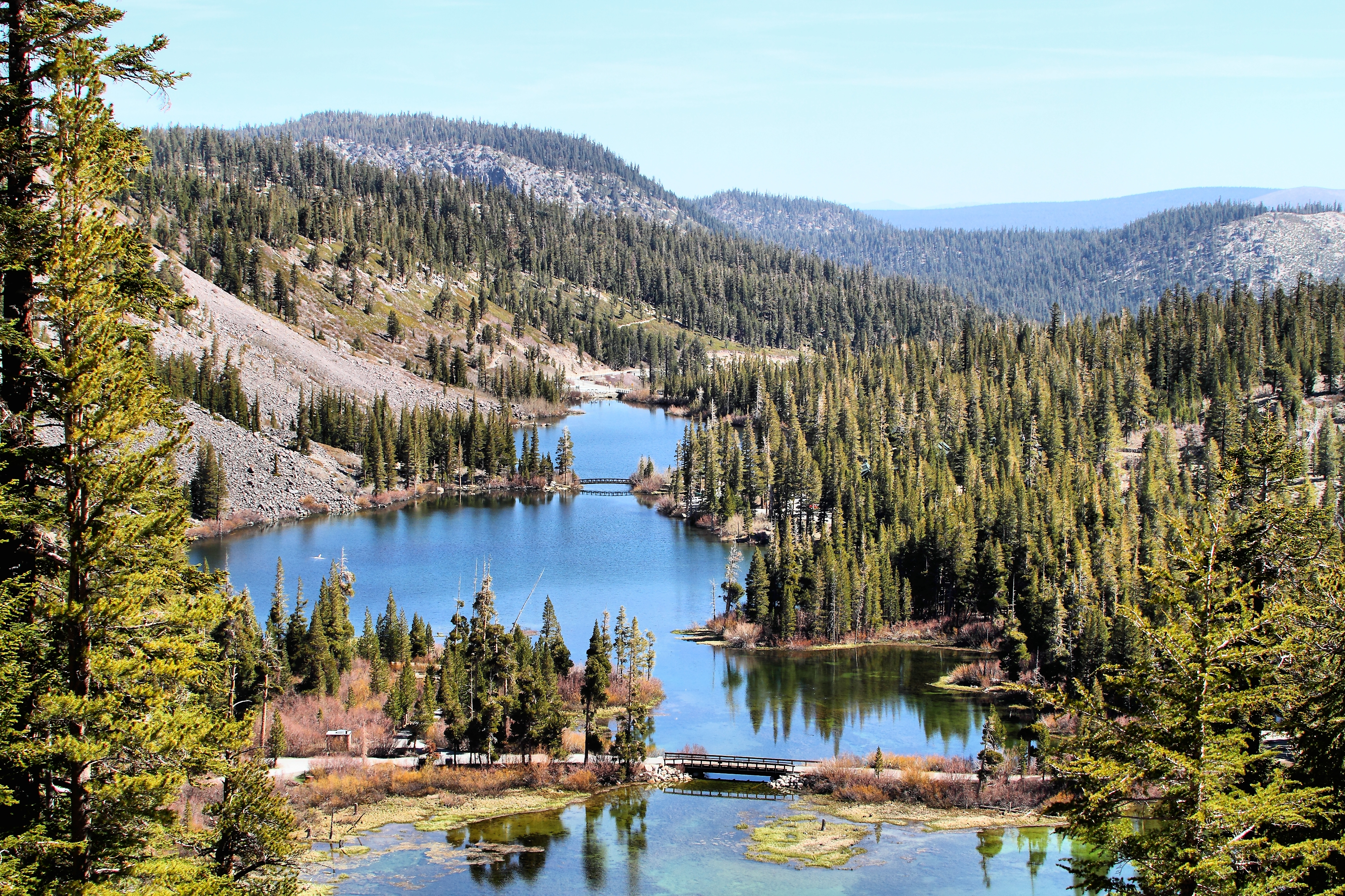 10 Great Places To Camp In California Liveoutdoors