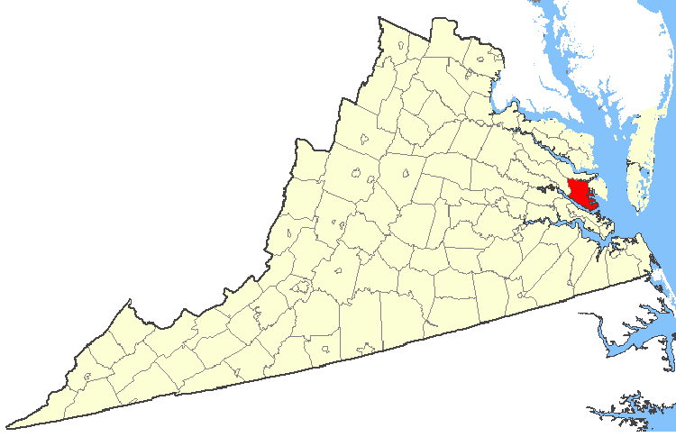 Gloucester Virginia Map.File Map Showing Gloucester County Virginia Png Wikimedia Commons