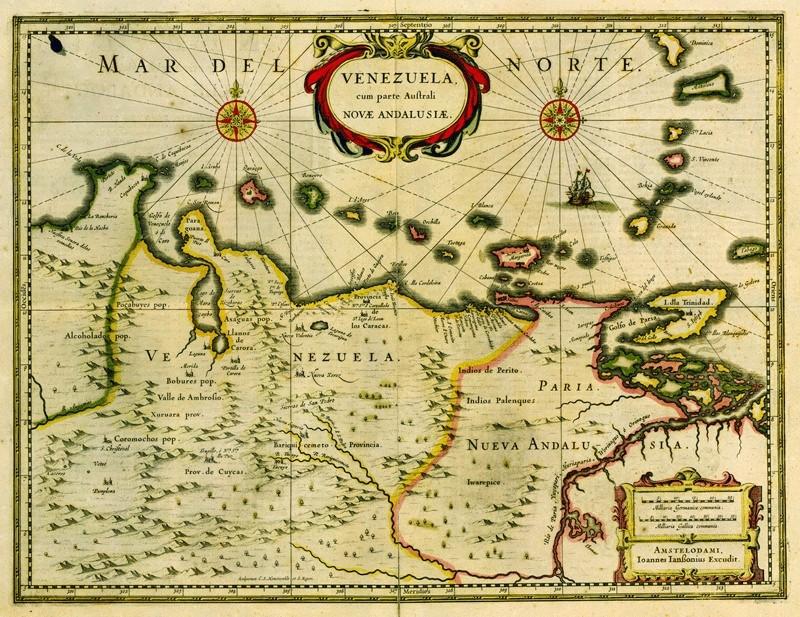 Provincia de Nueva Andaluca y Paria  Wikipedia la enciclopedia