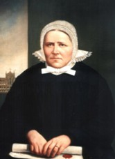Maria Merkert Superior General of the Congregation of St Elizabeth