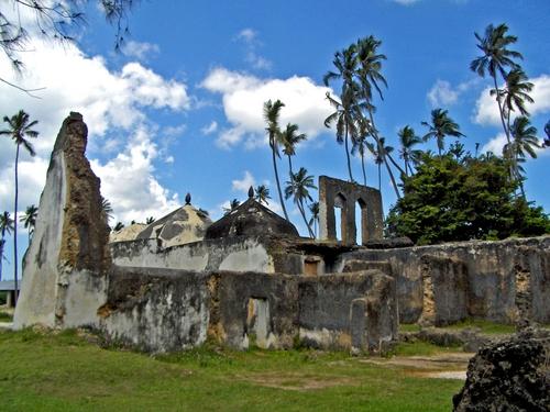 Marahubi Palace