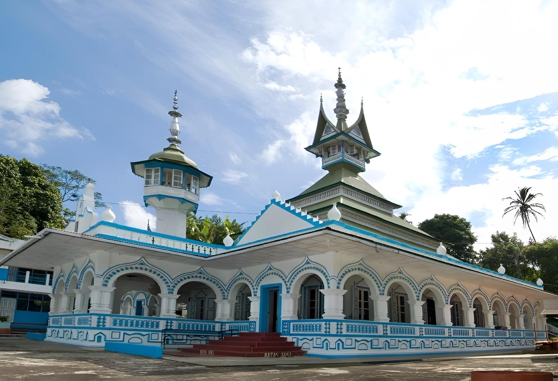 rao rao mosque