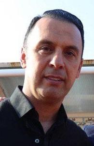 Mehdi Pashazadeh Iranian footballer