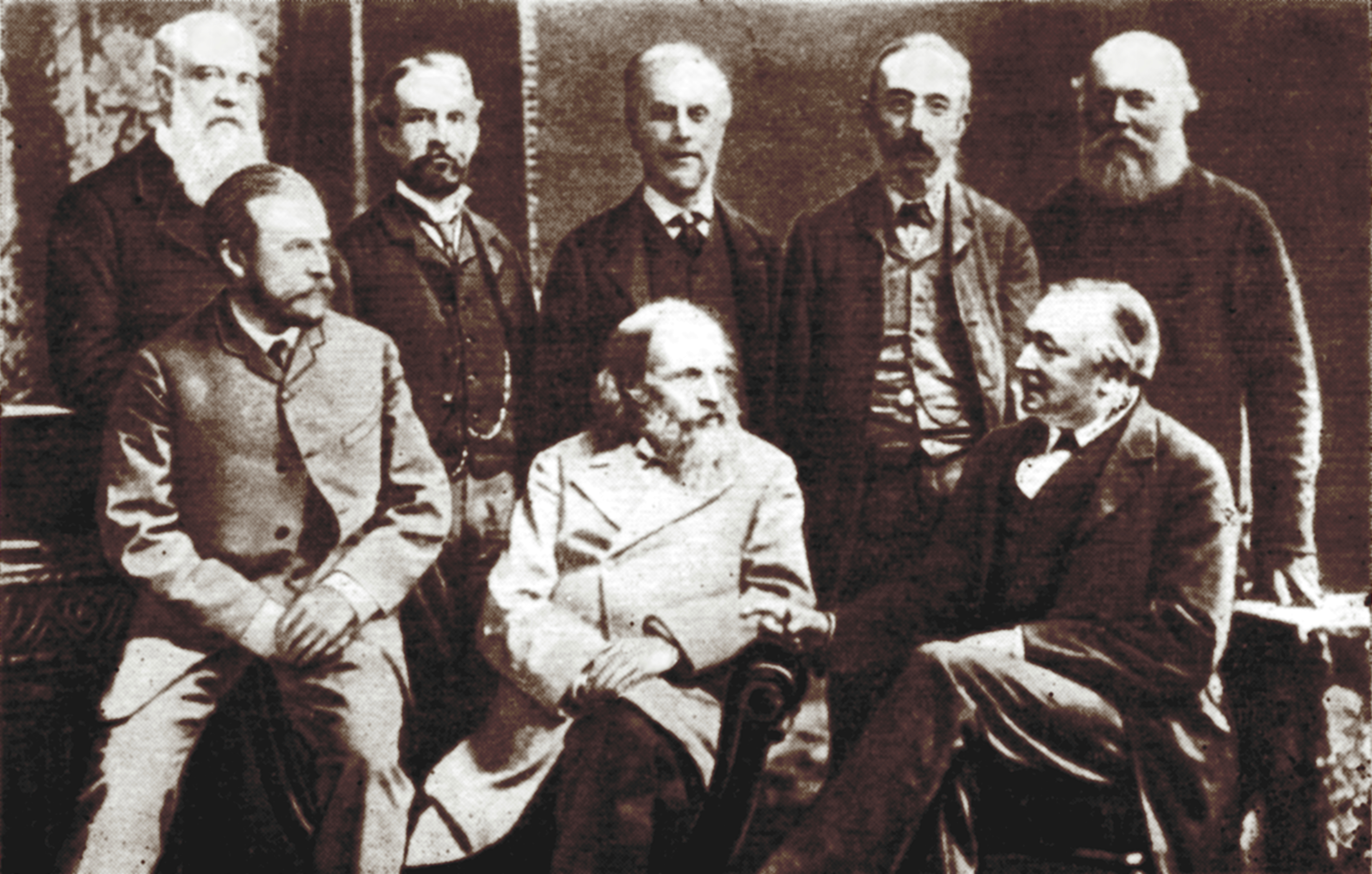 dmitri mendeleev family