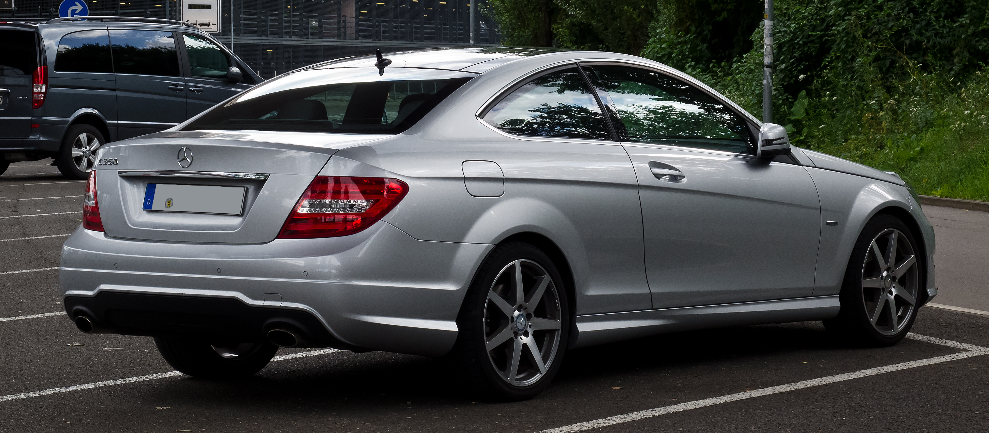 File mercedes benz c 350 blueefficiency coup sport paket for Mercedes benz wiki