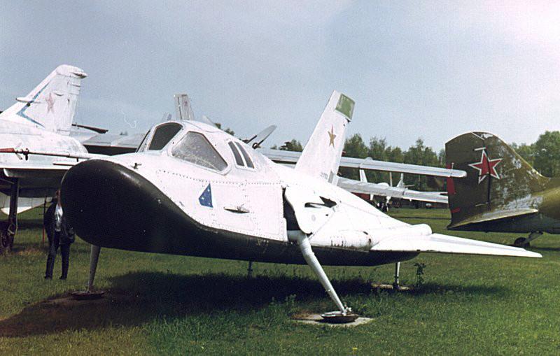 "MiG-105 ""Spiral"" in Monino Air Force Museum.jpg"